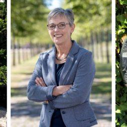 Erinnerungsgestalterin Eveline Stalder feiert 30 Jahre Emotionen in Stein