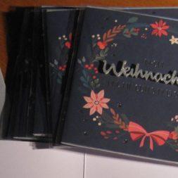 Eine handgeschriebene Weihnachtskarte sagt mehr als 1000 Mails und PNs
